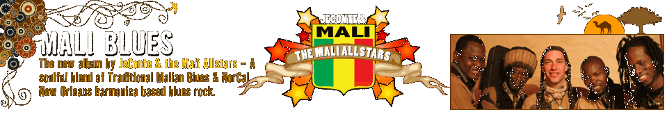 JeConte & the Mali Allstars